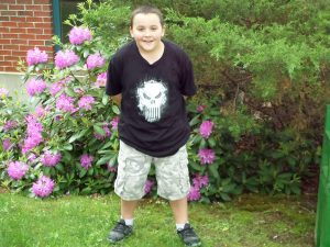 Darrin A. Stavnesli Jr. won the Smokey Bear and Woodsy Owl Poster Contest.